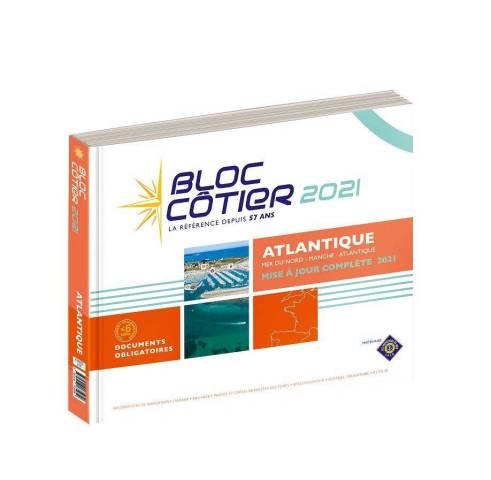 Bloc cotier 2021 - ATLANTIQUE