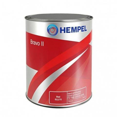 Antifouling BRAVO HEMPEL 750 ml