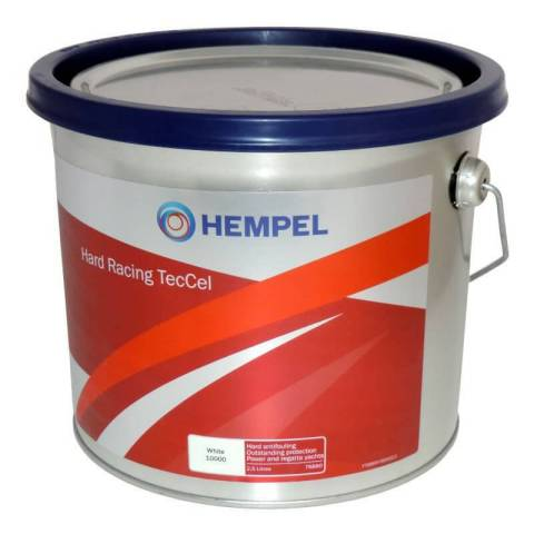 Antifouling HARD RACING HEMPEL 2.5 l