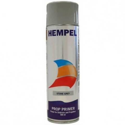 Primaire aérosol HEMPEL gris 500 ml